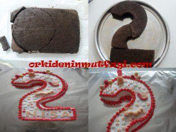 İki Şeklinde Pasta