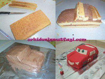 Şimşek Mcquein Pasta