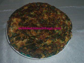 Yufkalı Ispanaklı Börek