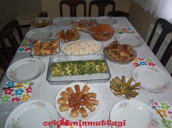 Davet Masası