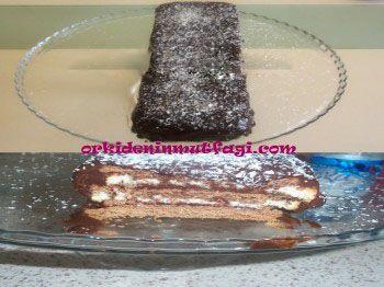 Etimekli Bisküvili Pasta