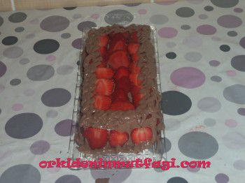 Meyveli Halley Pasta