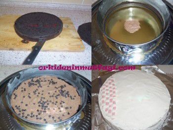 Pembe Çitli Pasta