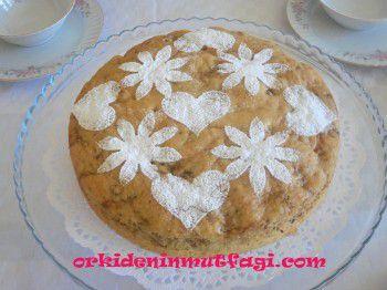 Arası Elmalı Kek